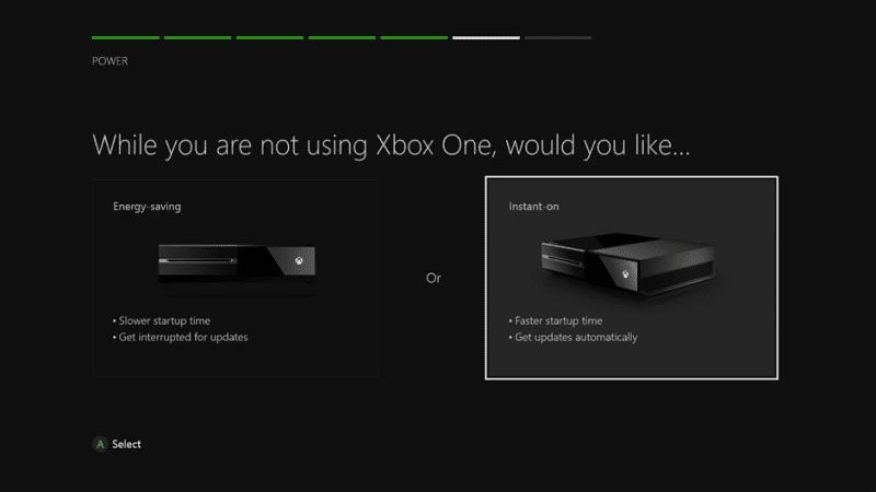 xbox one не включается