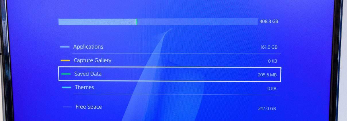Зависание PS4, вызванное недостатком места на диске
