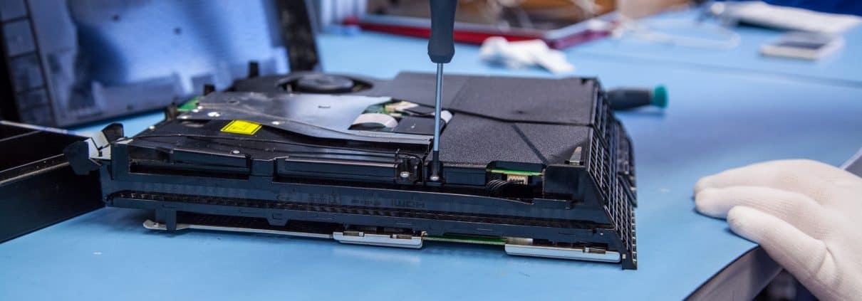 Зависание PS4, вызванное неисправным оборудованием