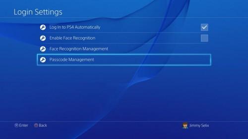 Как установить пароль для аккаунта PS4 (1)