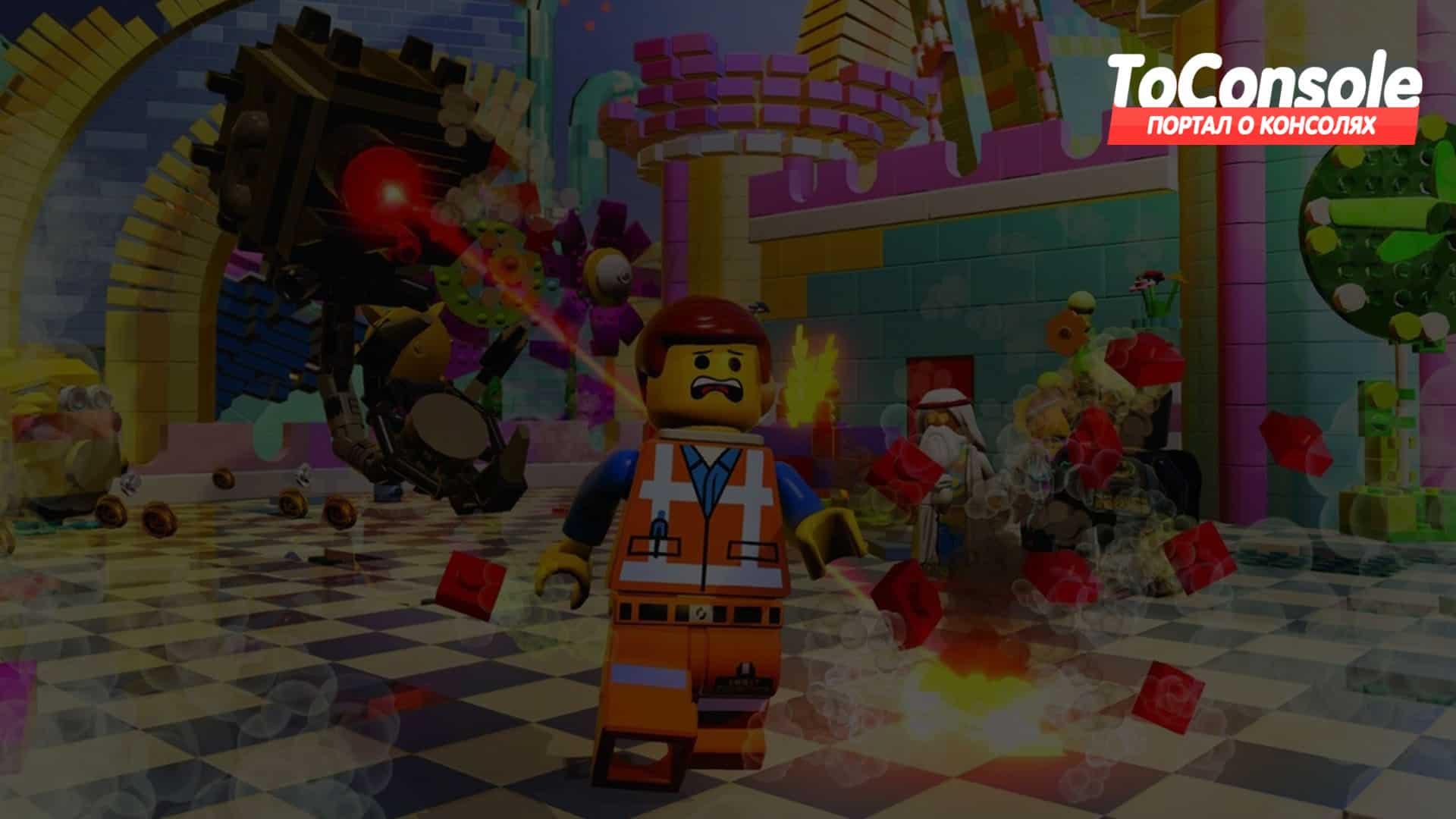 10 лучших игр LEGO для PS4 и Xbox One