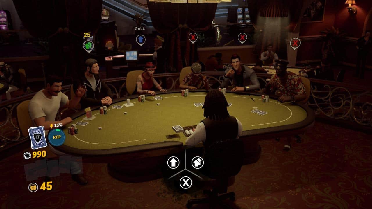Как играть в покер на PS4