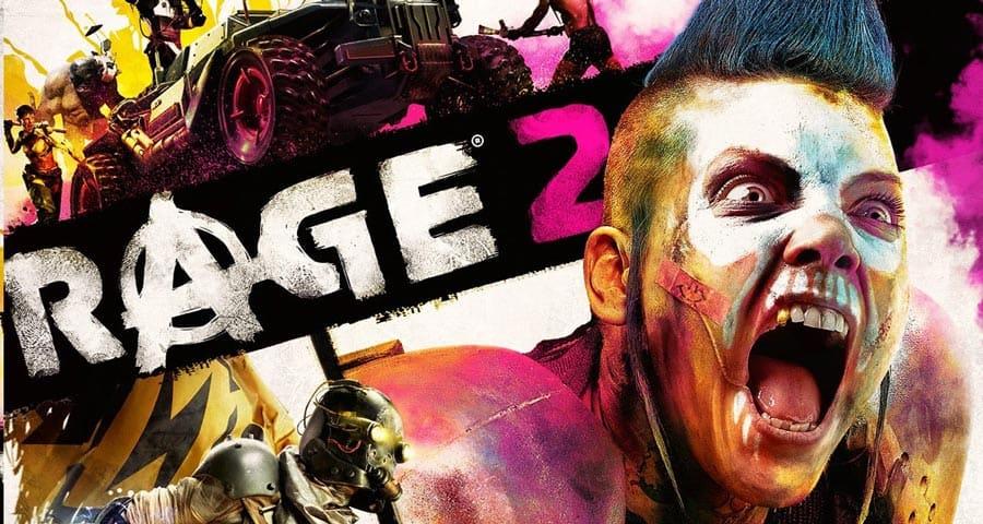 rage 2 дата выхода