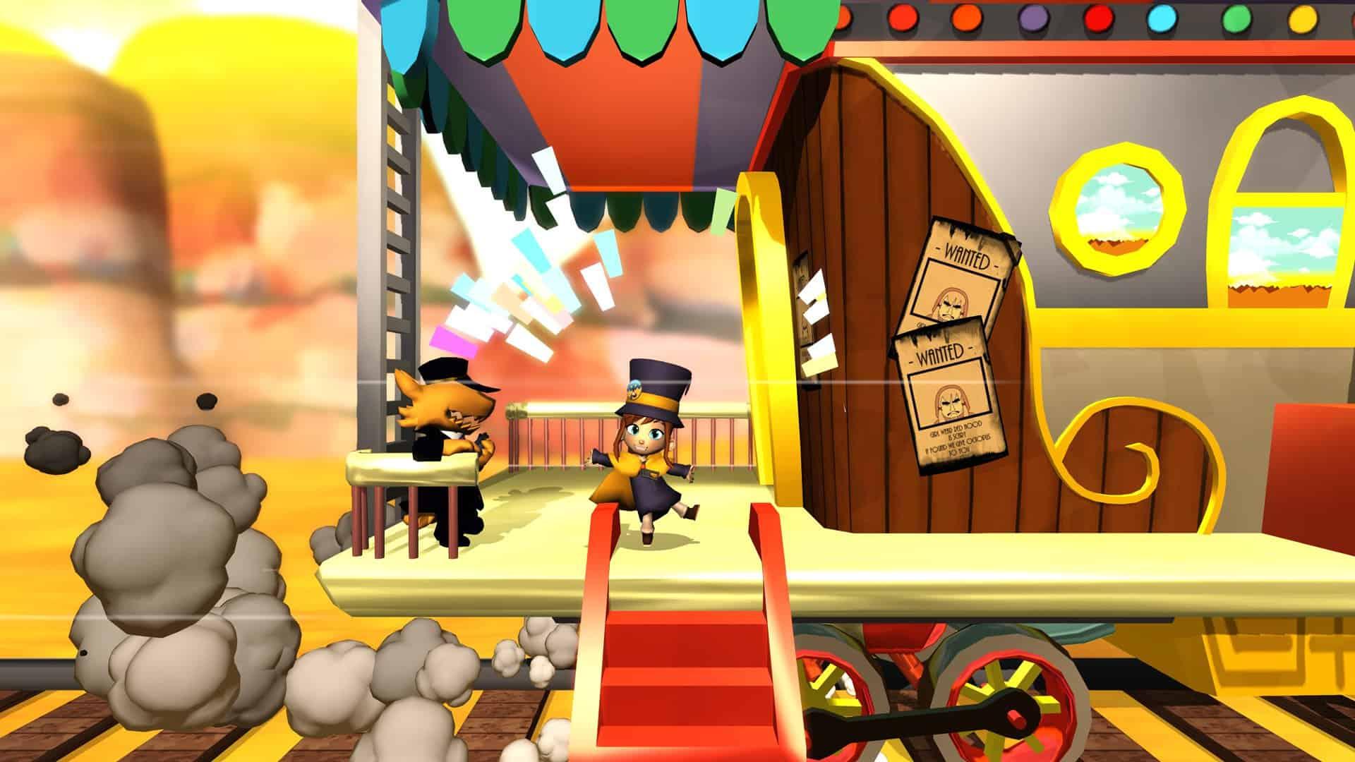 A-Hat-In-Time игры для детей ps4