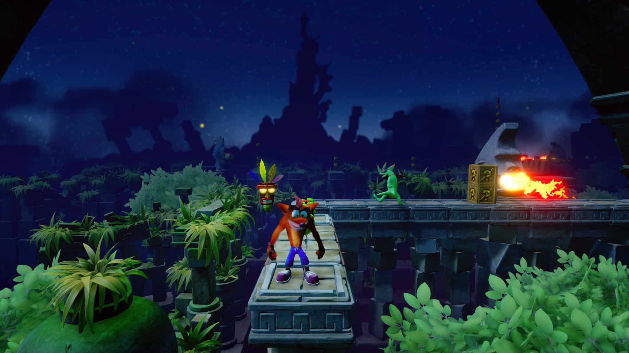 Crash-Bandicoot-N.-Sane игры для детей ps4