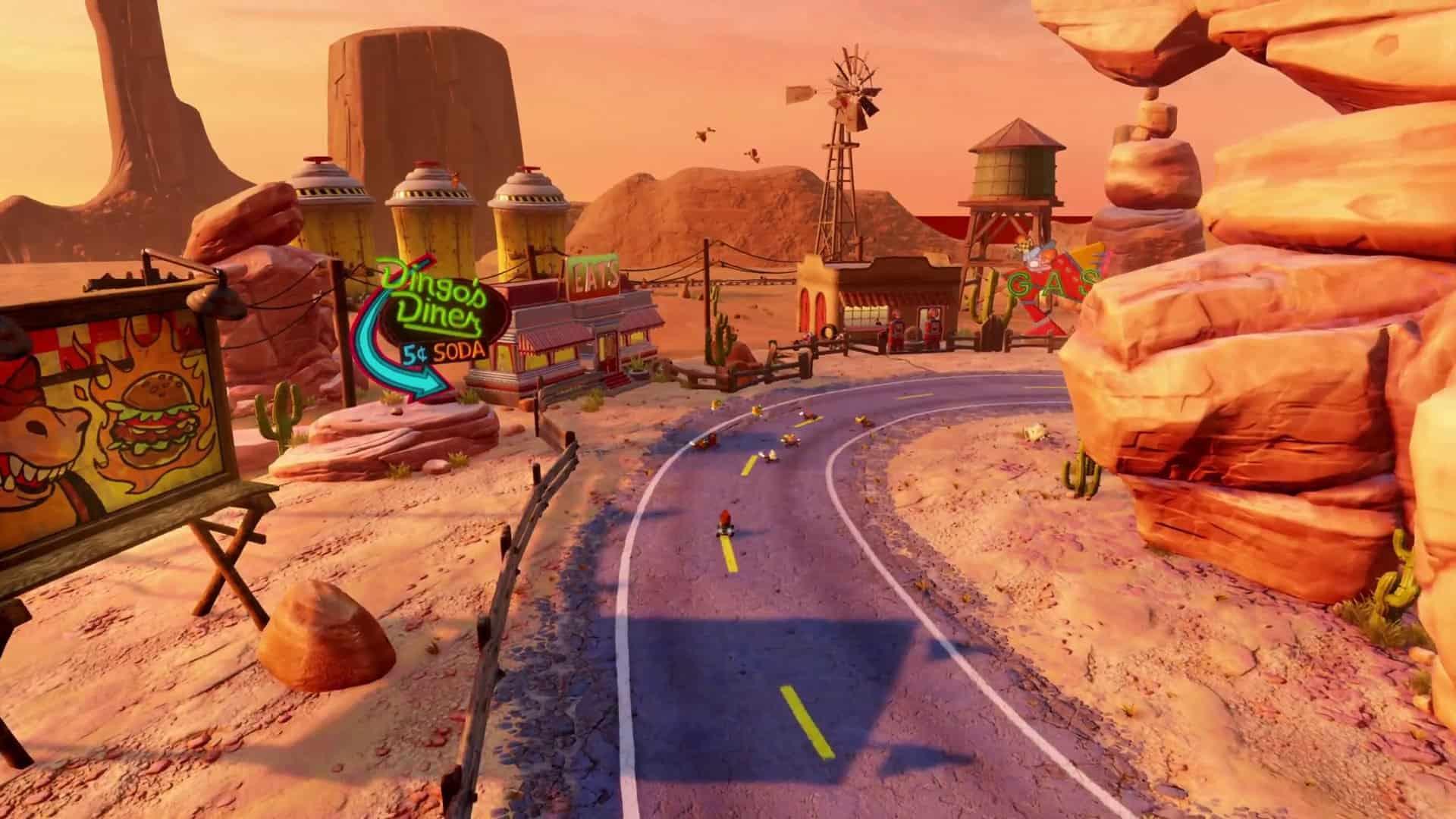 Crash-Team-Racing игры для детей ps4