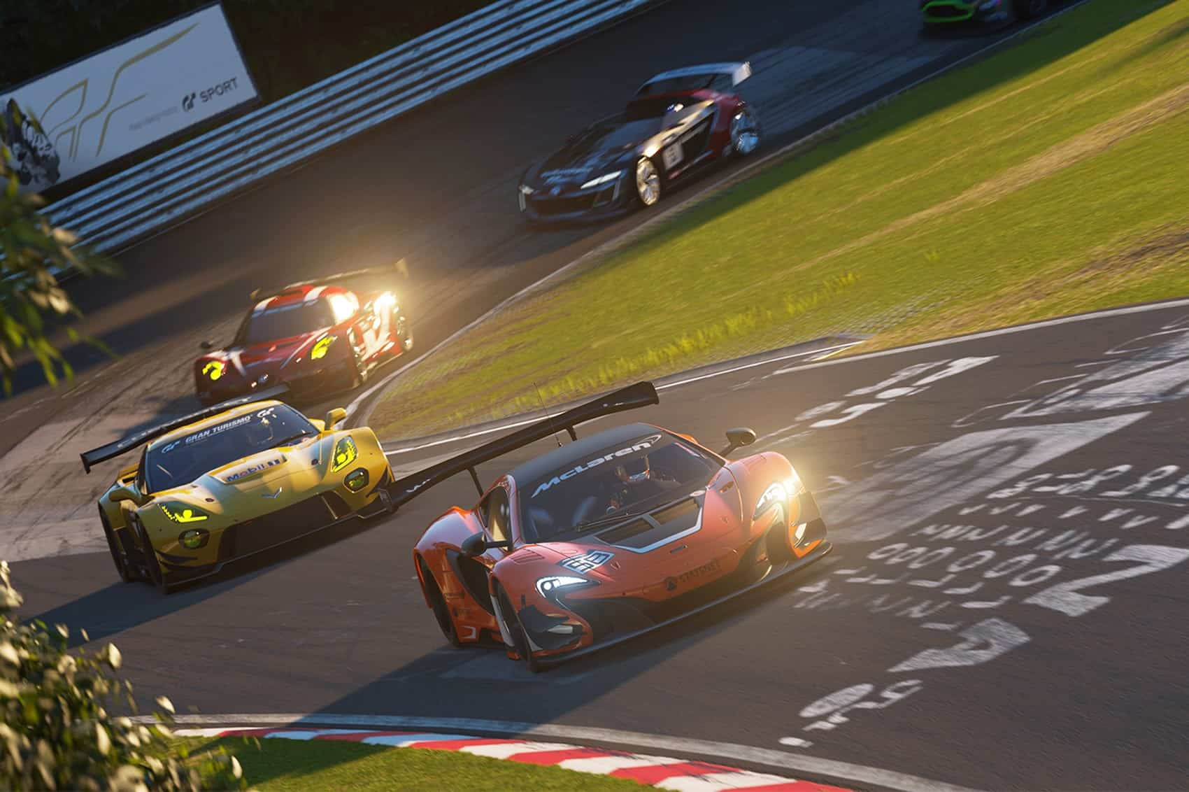 GT-Sport ps4