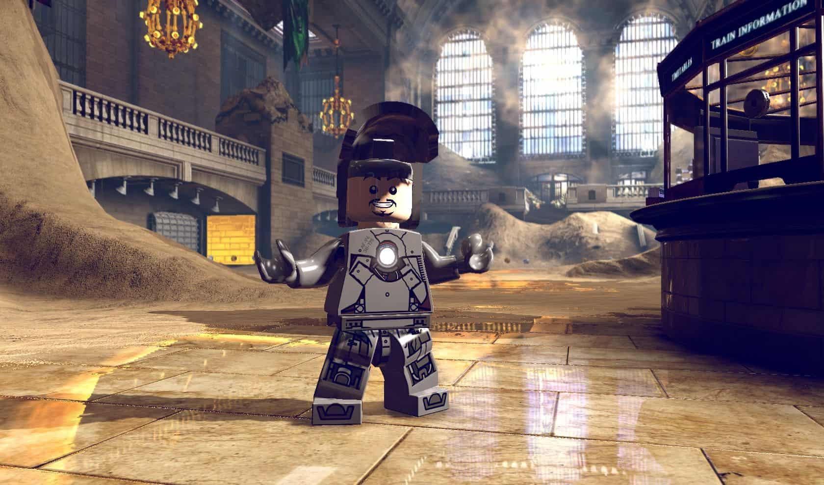 Lego-Marvel-Super-Heroes игры для детей ps4