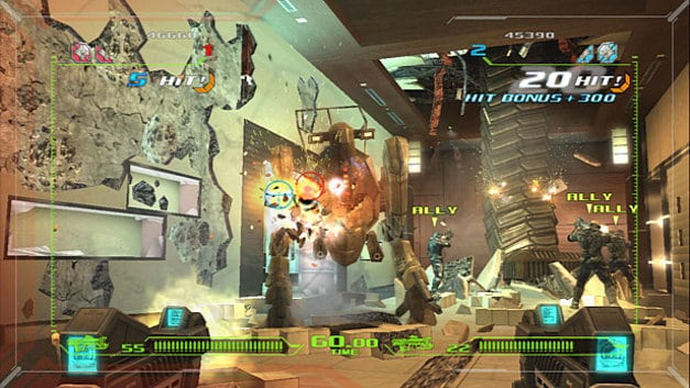 time crisis ps move
