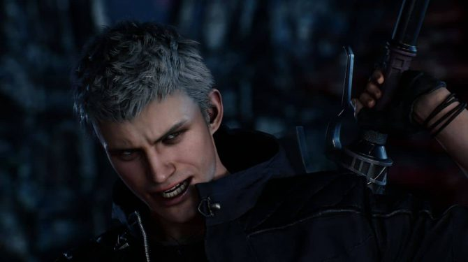 Devil May Cry 5 скриншоты